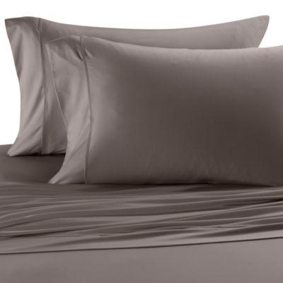 SHEEX® Standard Performance Pillowcase (Set of 2) in Pewter