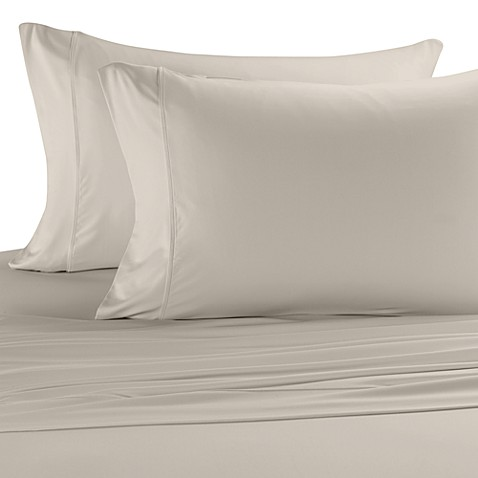 SHEEX® Standard Performance Pillowcase (Set of 2) in Cream