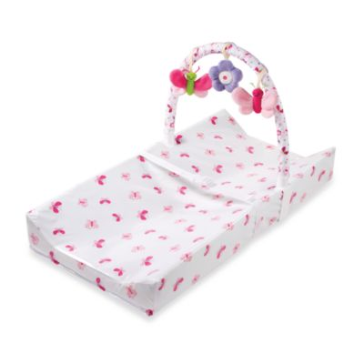 Summer Infant® Flower Changing Pad with Toys