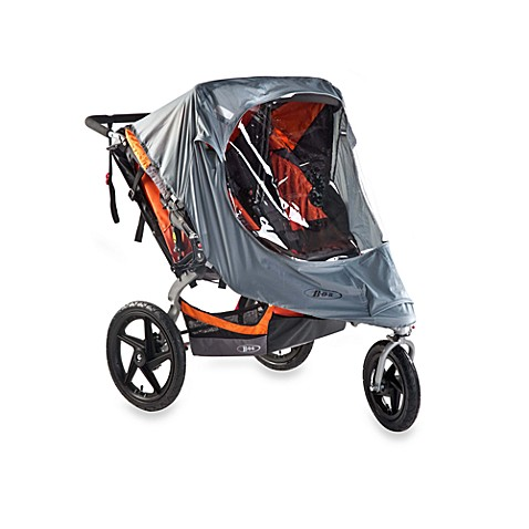 BOB® Weather Shield For Duallie Double Stroller