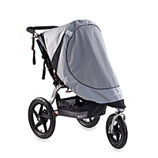 BOB Sun Shield For Single Revolution Stroller in Grey