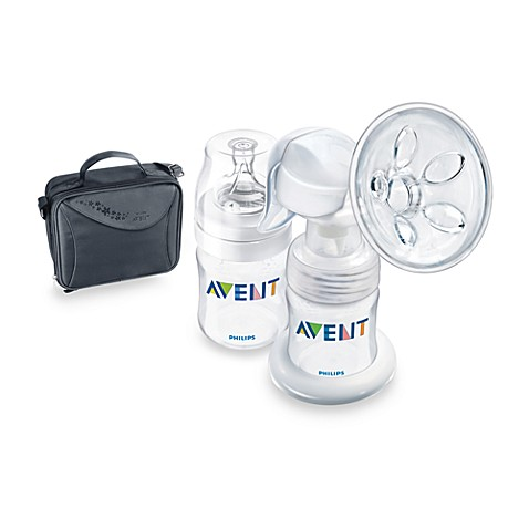 Avent® Manual On-the-Go Breast Pump