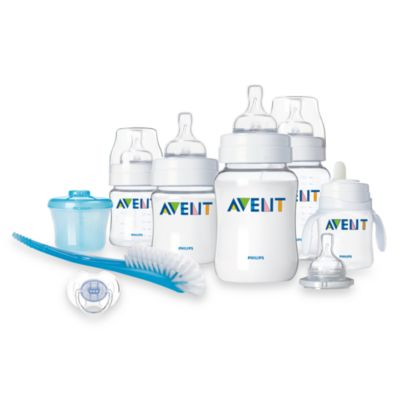 Bottle Feeding > AVENT Infant Starter Set