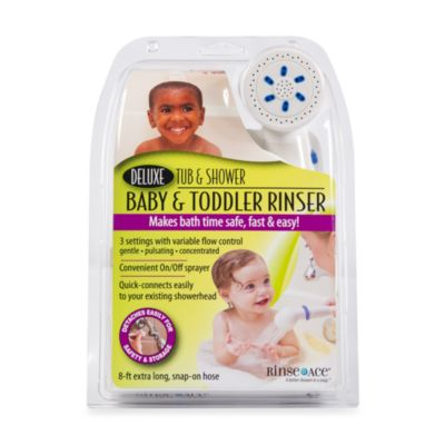 Rinse Ace Toddler & Kids Bath