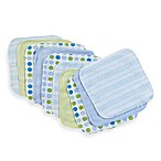 Spasilk®  10-Pack Washcloths in Blue