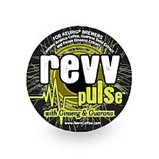 K-Cup® revv Pulse™ with Ginseng and Guarana Coffee for Keurig® 16-Count Brewers