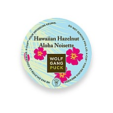 K-Cup® 18-Count Wolfgang Puck® Hawaiian Hazelnut Coffee for Keurig Brewers