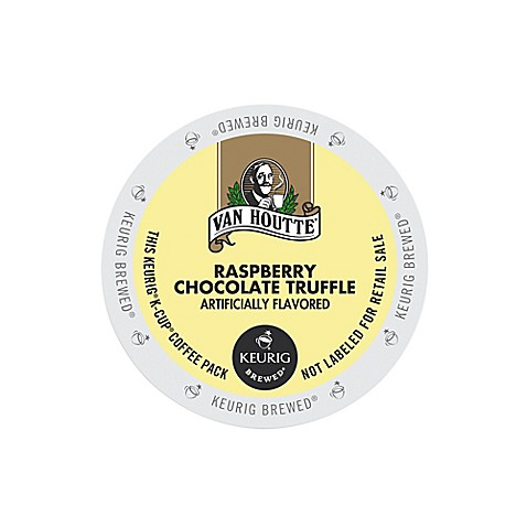Keurig® K-Cup® Pack 18-Count Van Houtte® Raspberry Chocolate Truffle Coffee