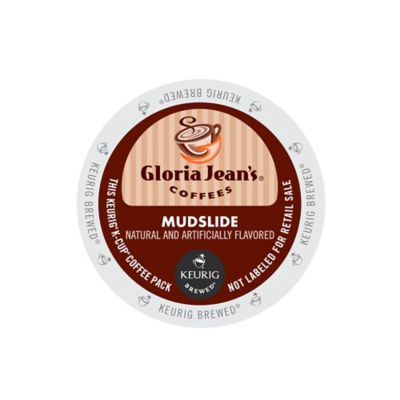K-Cup® 18-Count Gloria Jean's® Mudslide Coffee for Keurig® Brewers