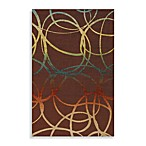 Select Strata Acrobatic 5-Foot x 8-Foot Rug