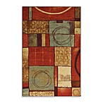 Mohawk Home Select Strata Loose Ends 8-Foot x 10-Foot Rectangle Rug