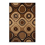 Mohawk Home Select Kaleidoscope Danger Zone Rugs in Beige
