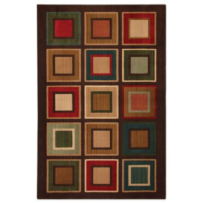 Mohawk Home Select Kensington City Center 8-Foot x 11-Foot Rug