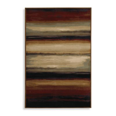 Mohawk Home Select Versailles Skyways Rug in Black