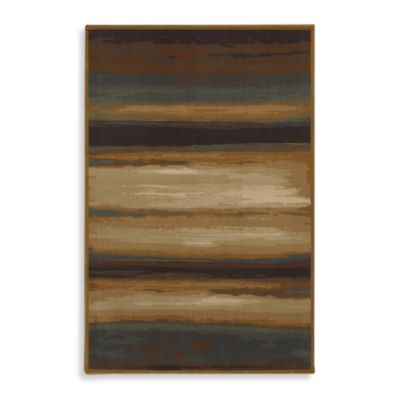 Mohawk Home Select Versailles Skyways Rug in Blue