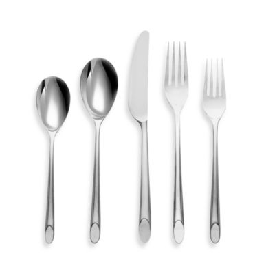 Donna Karan Lenox® Rift 5-Piece Place Setting