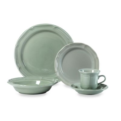 Mikasa® French Countryside 5-Piece Dinnerware Set in Sage