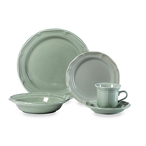 Mikasa® French Countryside 5-Piece Place Setting in Sage