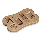 Ethical Pet Spot® Sneak A Treat™ Shuffle Bone™ Pet Toy IQ Puzzle