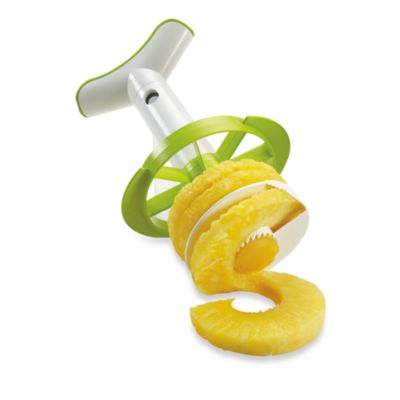 4-in-1 Pineapple Corer, Peeler, Slicer and Wedger