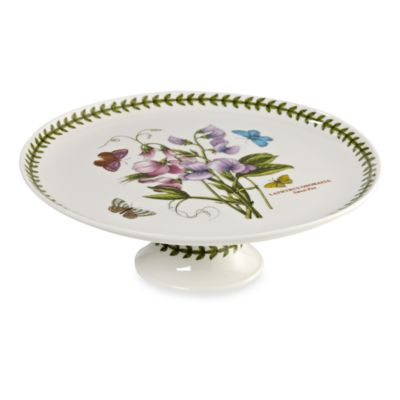 Portmeirion® Botanic Garden 9.75-Inch Footed Cake Plate