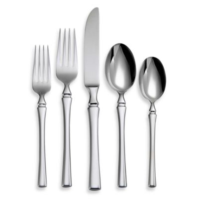 Oneida® Bonsai 45-Piece Flatware Set