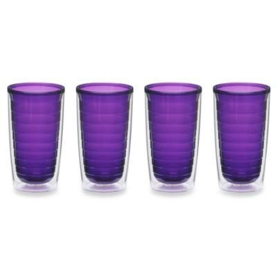 Tervis® 16-Ounce Amethyst Tumblers (Set of 4)