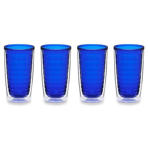 Tervis® 16-Ounce Sapphire Tumblers (Set of 4)