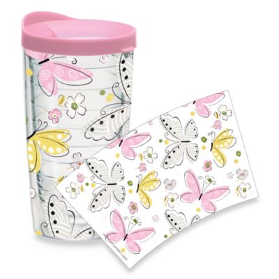 Butterflies 16-Ounce Wrap Tumbler