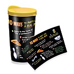 Tervis® 10 Ways to Party Like a Real Man 16-Ounce Wrap Tumbler