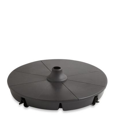Cantilever Umbrella Base - Bronze Plastic Tank