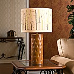 Knoshi Rust Table Lamp