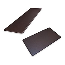 GelPro® Original Gel-Filled Anti-Fatigue Cordoba Kitchen Mat in Truffle