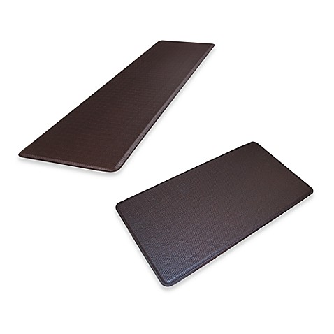 GelPro Original Gel-Filled Anti-Fatigue Cordoba Kitchen Mat in Truffle