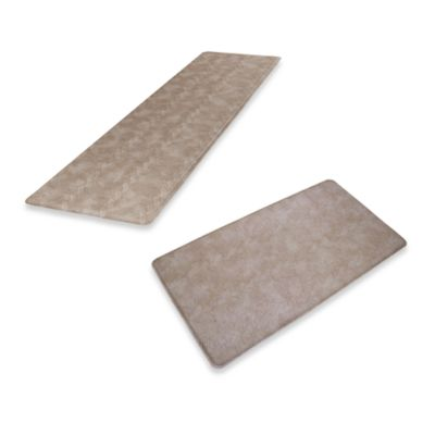 GelPro® Original Gel Filled Anti-Fatigue Rattlesnake Mats in Macadamia