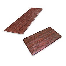 GelPro® Original Gel-Filled Anti-Fatigue Rattlesnake Mat in Red Ochre