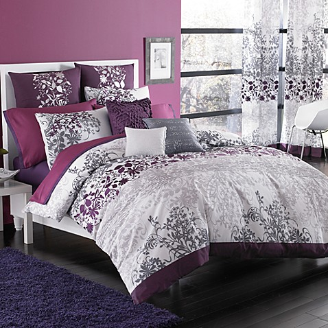 KAS® Enchanted Duvet Cover
