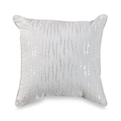 KAS® Enchanted 12-Inch Square Toss Pillow
