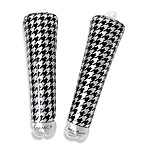 Inner Bootie Inflatable Boot Shapers in Houndstooth