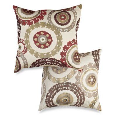 Suzanni Toss Pillow