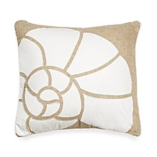 Luxe South Island 18-Inch Square Toss Pillow