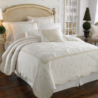Lenox® Opal Innocence™ Quilted Standard Sham