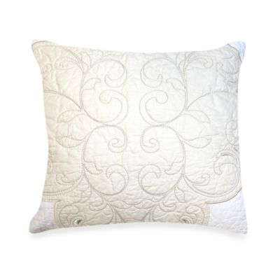 Lenox® Opal Innocence™ 18-Inch Square Toss Pillow