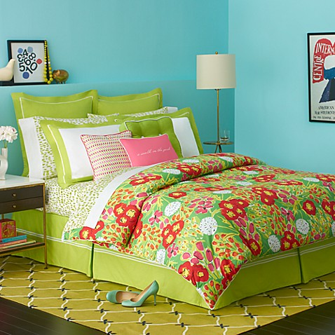 Kate Spade New York Garden Grove Full Queen Comforter