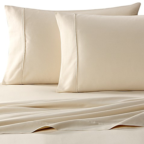 Simply Organic® King Pillowcases in Natural (Set of 2)