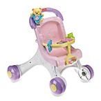 Fisher-Price® Brilliant Basic™ Stroll-Along Walker™