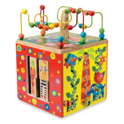 ALEX® Toys My Busy World Cube