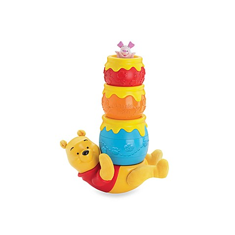 Fisher-Price® Disney's Winnie the Pooh Honey Pot Stackers