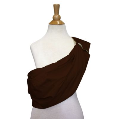 peanutshell® Baby Sling in Chocolate