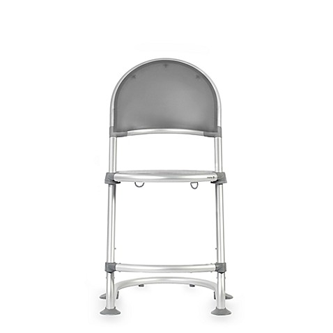 The Easygrow™ High Chair in Grey